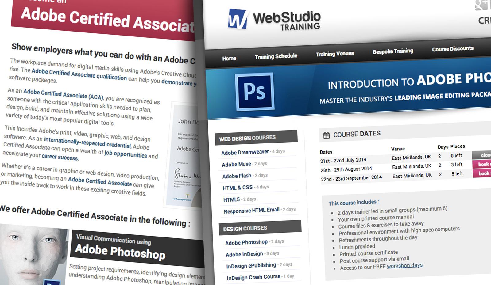 WebStudio Training